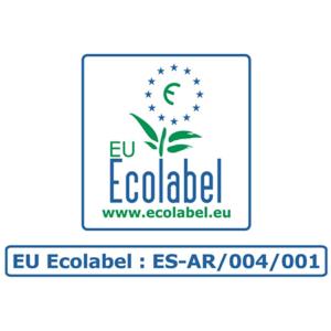 Certification écologique des produits à faible impact environnemental tout au long de leur cycle de vie. Gomà-Camps est la première entreprise espagnole du secteur du papier domestique et sanitaire à obtenir la certification Ecolabel.